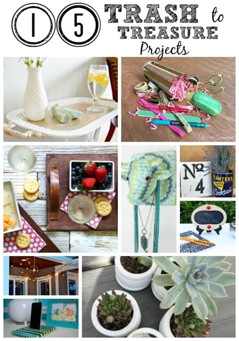diy trash to treasure projects diy rustic wooden tray with leather handles dukes and