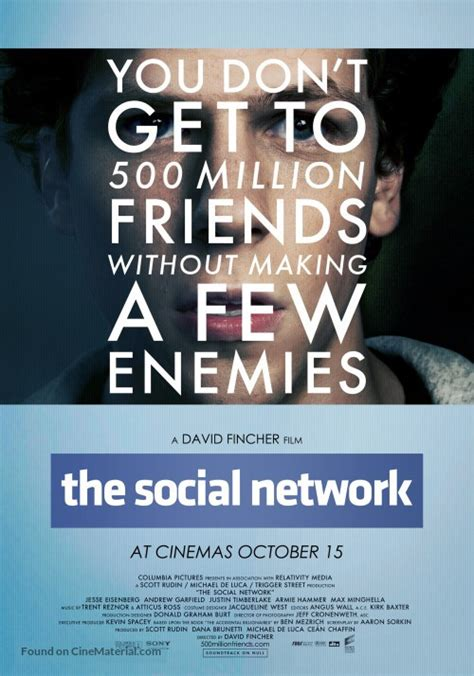 film the social network adalah 8 greatest movie of all time hungry and fit