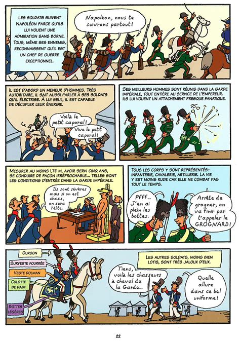 ein bd cahier p 233 dagogique enseigner napol 233 on ier par la bande