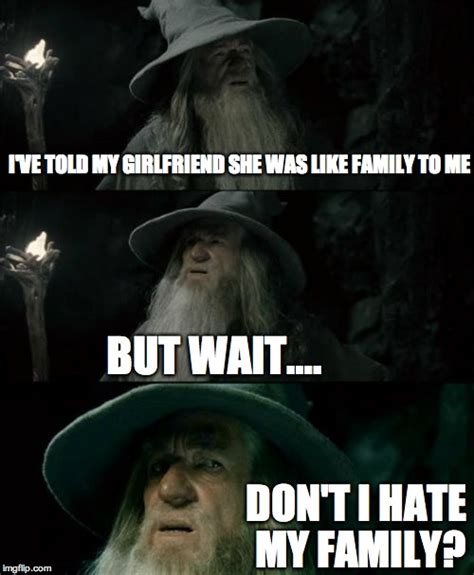 How Do I Make A Meme With My Own Picture - confused gandalf meme imgflip