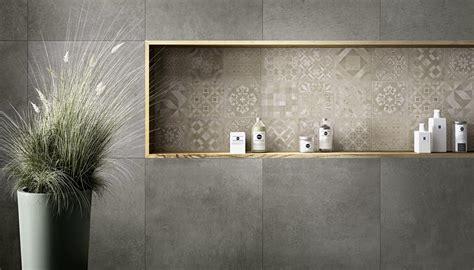 Home Decor Magazine Online collezione studio moderne superfici in cemento ragno