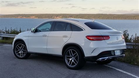 mercedes benz gle coupe  drive review