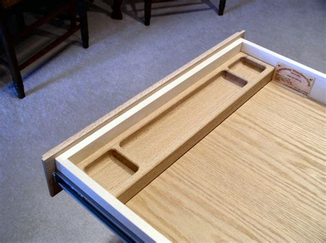 desk pencil tray dempsey woodworking roll top desk