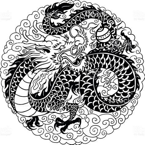 chinese dragon stock vector art 487070888 istock