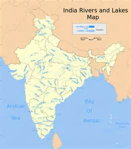 file india rivers and lakes map svg wikimedia commons