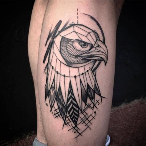 geometric animal tattoo 50 meaningful geometric animals tattoos we handpicked for you