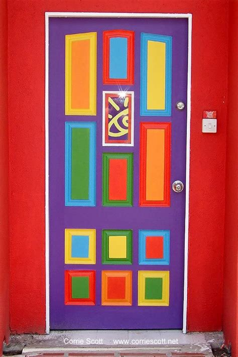 colorful doors 1000 images about doors of the world on pinterest
