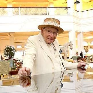 richard gerth grand floridian greeter passes away at 92