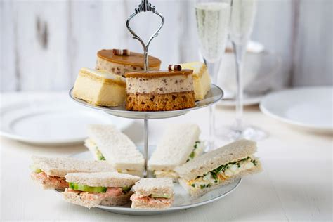 Unique Gifts by Sparkling Afternoon Tea For Two At Formby Hall Golf Resort