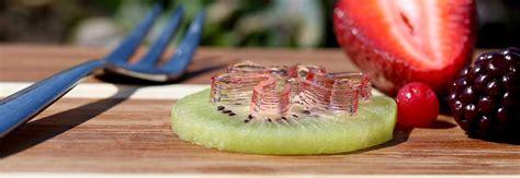 fruit 3d printer bocusini play food 3d printer 3d printing industry