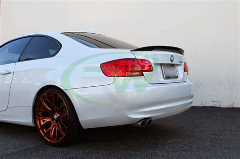 bmw 335i spoiler 335i trunk spoiler welcome to the rw carbon