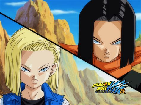 android 17 and 18 discussion advancers