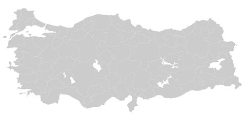 turkey map vector turkey map vector middle east map