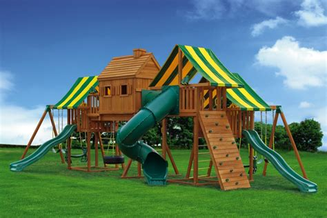 huge swing sets imagination 1 backyard playground eastern jungle gym