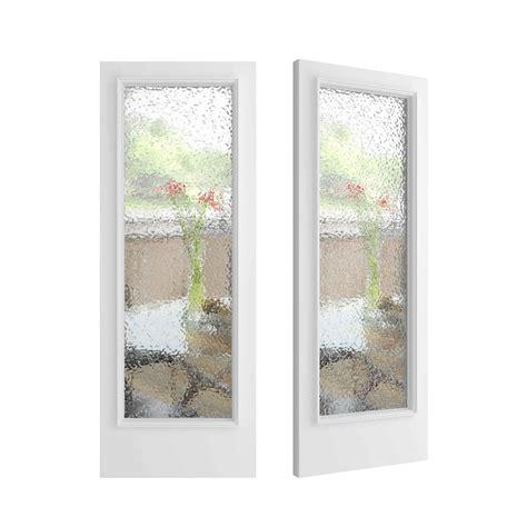 Patterned Glass For Doors Pretty Simple Door Millennium Patterned Glass Las Hardwoods