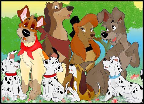 disney dogs disney s dogs by torenganger on deviantart