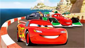 Lightning Mcqueen Cars 2 Racing Lightning Mcqueen Cars 2 Hd Race Gameplay With Francesco