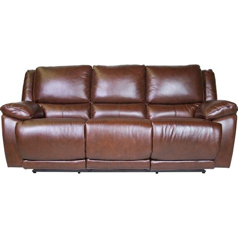 futura leather sofa futura leather curtis power reclining sofa homeworld