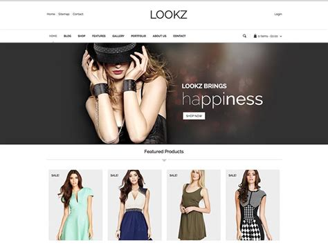 theme list for fashion 18 best woocommerce based clothing store themes for 2018
