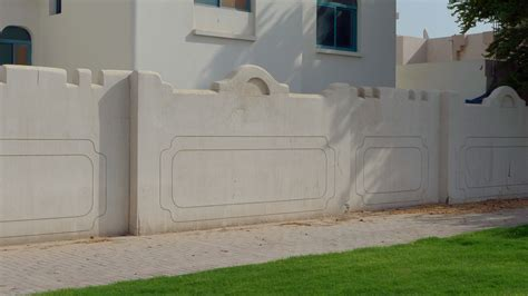 boundary wall design brick boundary wall with grill google search boundary