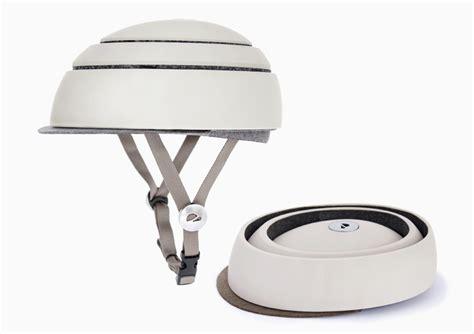 Closca Design Helmet   closca design second generation foldable helmet for city