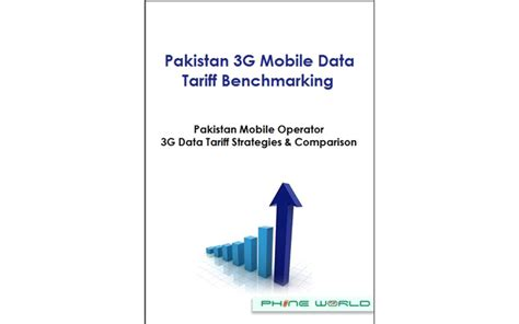 3 mobile tariffe pakistan mobile 3g data tariff benchmarking