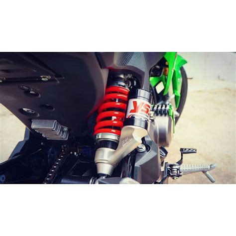 Shock Yss Pro Series Yss Stage 2 Adjustable Coilover Rear Shock With Reservoir