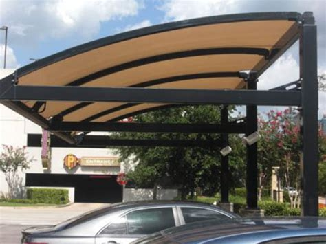 Motorized Awnings Parking Canopies Aaa Awning Co Inc