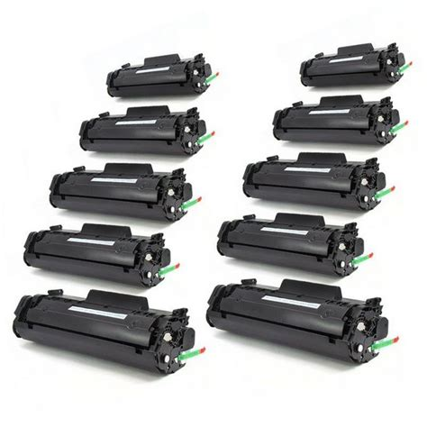 Tinta Printer Hp Q2612a kit 10 toner hp 12a compativel hp q2612a no atacado cartucho etc comprar toner cartucho e