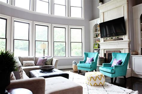 quot ponder quot ing your wall color best grey walls living room sherwin williams gray and teal chair