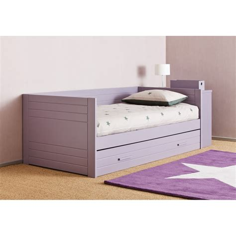 kids liso bed with trundle drawer childrens beds