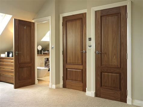 Walnut Interior Doors Classic Two Panelled Walnut Doors Luxury Jb S Royale Bespoke 12m Walnut