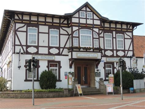 Munster Haus Hotel Deutsches Haus Munster