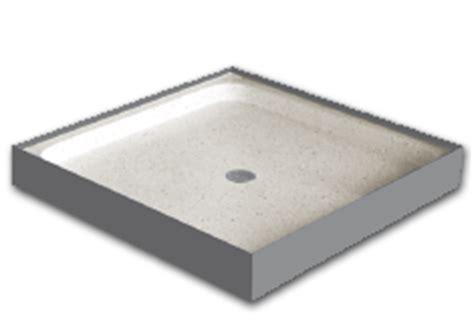 Terrazzo Shower Pan by Florestone Terrazzo Model 100 Shower Receptors