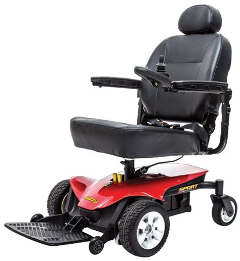 Electric Power Chair by Jazzy Sport Portable