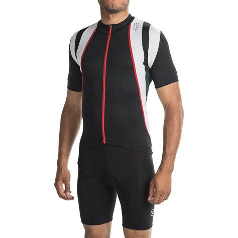 gore mens cycling gore bike wear oxygen cycling jersey for men save 58
