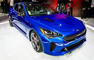 Buy Kia I M Worried No One Is Going To Buy The 2018 Kia Stinger Gt