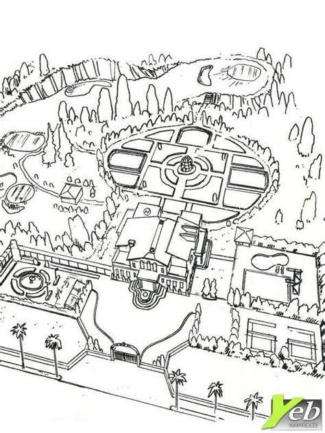 dessin bateau du futur dessins difficile a colorier