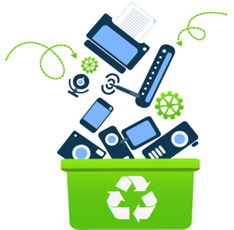 Make Electronic Trash Into Something New by E Parisaraa India S E Waste Recycler