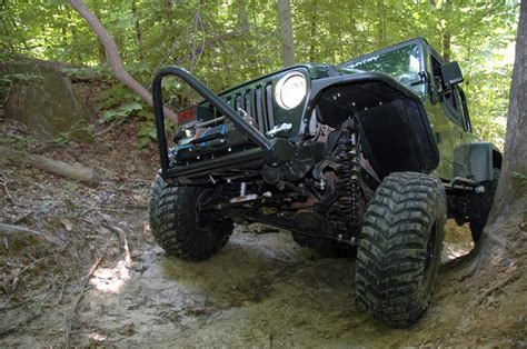 Jeep Wrangler Tj Lift Kit Rou 662 20 Country 97 06 Jeep Tj 6in X Series