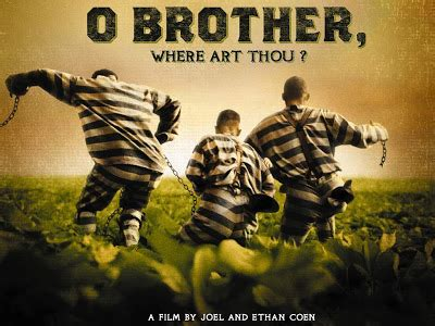 She Who Seeks: Kreativ Blogger Award O Brother, Where Art Thou Movie Poster