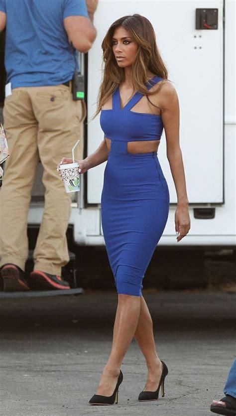 Nicoles Dress by Gallery Scherzinger Blue Dress