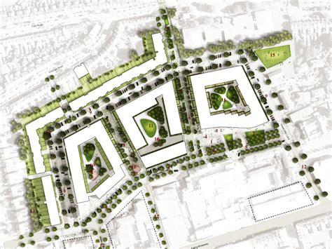 Types Of House Foundations green man lane masterplan cartwright pickardcartwright