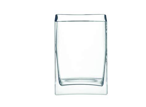 rectangular handmade vase by home address