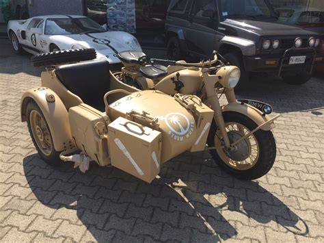 Bmw Motorrad R75 by 1943 Bmw R75 With Sidecar Pics Specs And Information