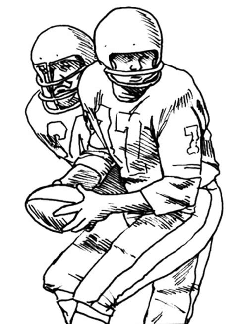 how to make coloring pages from photos get this american football player coloring pages to print