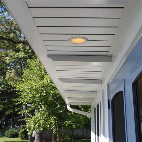 Ceiling Soffit Lighting by Soffit Corbels