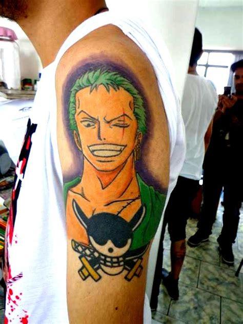 one piece tattoo artist my zoro tattoo by desertomental on deviantart