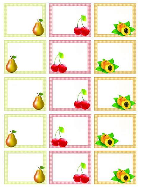 Adressetiketten Drucken Numbers by 181 Besten Nahrung Hauswirtschaft Bilder Auf