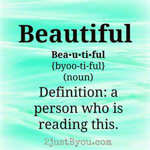 2justbyou beautiful definition words for my wednesday